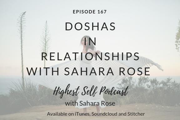Doshas in Relationships