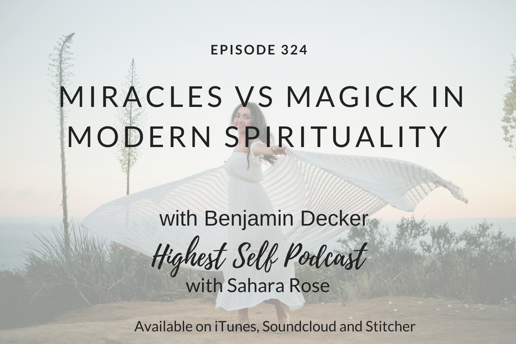 Miracles vs Magic