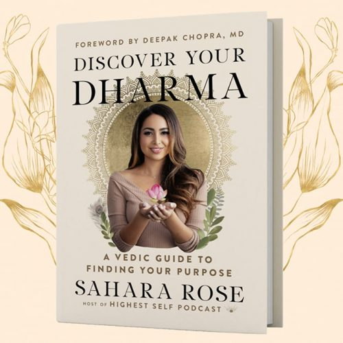 Discover Your Dharma Book
